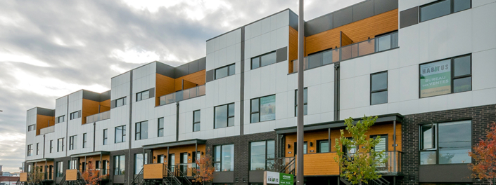 Plans and specifications • LEED Platinum and Novoclimat 2.0 Certifications