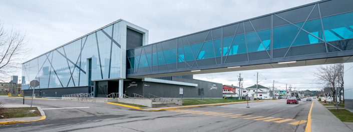 Recommissioning of 2 ice rinks, one cultural centre and one community centre