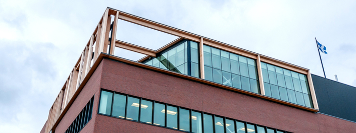 Enhanced commissioning • LEED Certified
